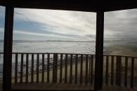 Vista Desde Interior Casa Grande al Mar - Playa los Quinquelles