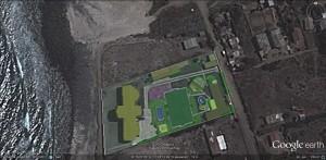 Se Vende - Plano foto del terrano con edificio en Los Qunquelles