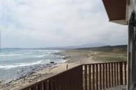 vista-del-mar-desde-el-patio-Chile-casa-en-venta-al-lado-del-mar-al-norte
